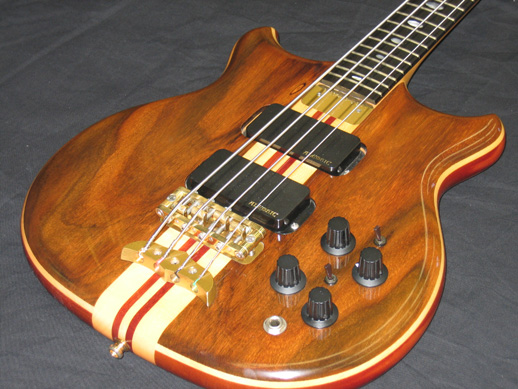 """92 Alembic Stanley Clarke Signature Deluxe"