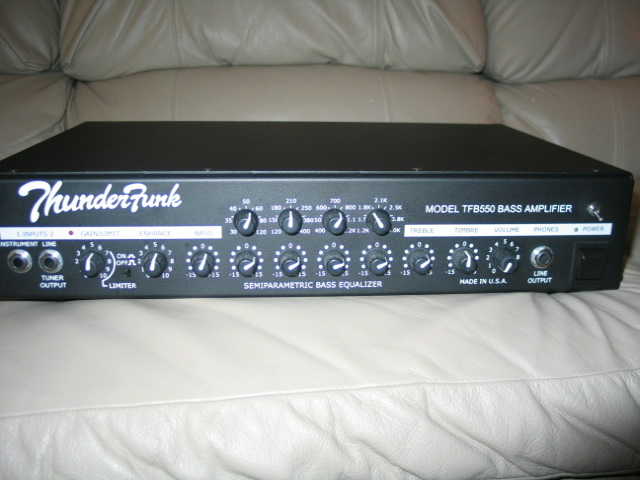 Thinderfunk TFB550 A