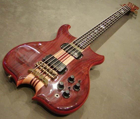 JJ sig bass body