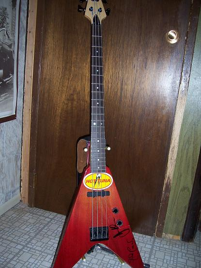 V Bass (front)