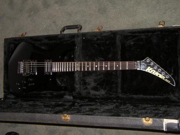 alembic club kramer sustainer guitar. Black Bedroom Furniture Sets. Home Design Ideas