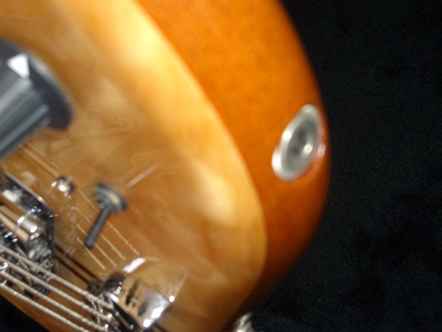 Alembic Side Mounted Jack