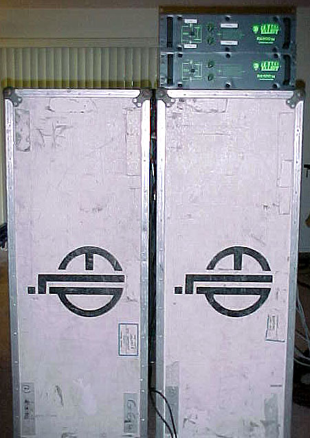 Cases Amps