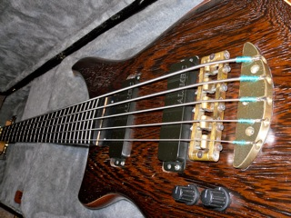 1995 Left Handed Epic 5-String