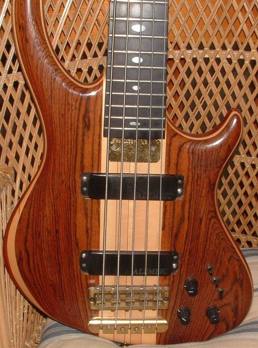 Alembic Rogue Body Front