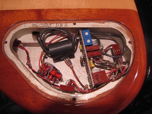 Pre-amp/Electronics