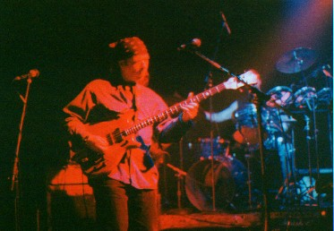 My Alembic live with Grateful Dead tribute band 'Bokomaru'