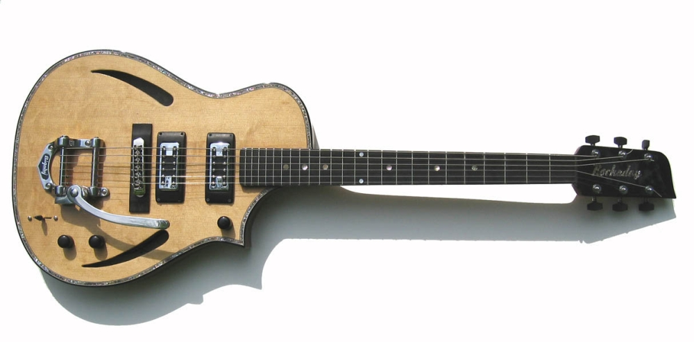 number 2 - acoustic-electric hybrid