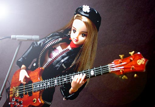 BassBarbie