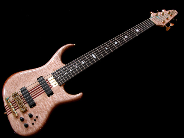 6 String Europa Quilt Maple