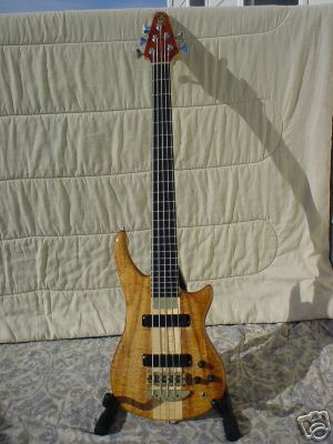 Alembic Essence 5 Koa