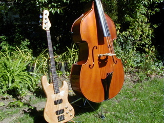 Basses on the Green
