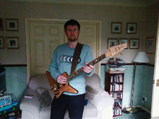 Me and my Alembic.