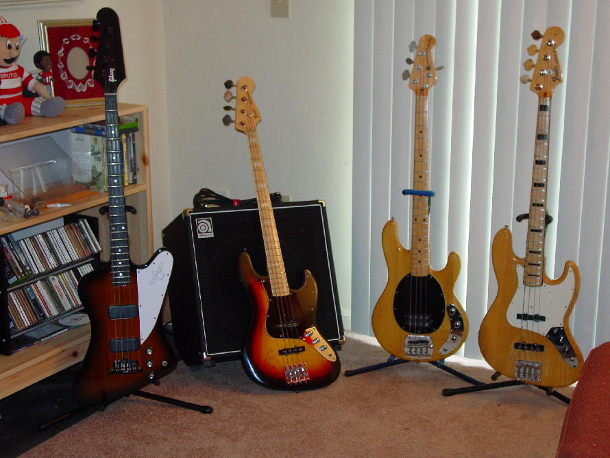 Alan's Other Guitars
