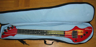 Nylon Bass String : alembic club bass guitar with nylon strings ~ Vivirlamusica.com Haus und Dekorationen