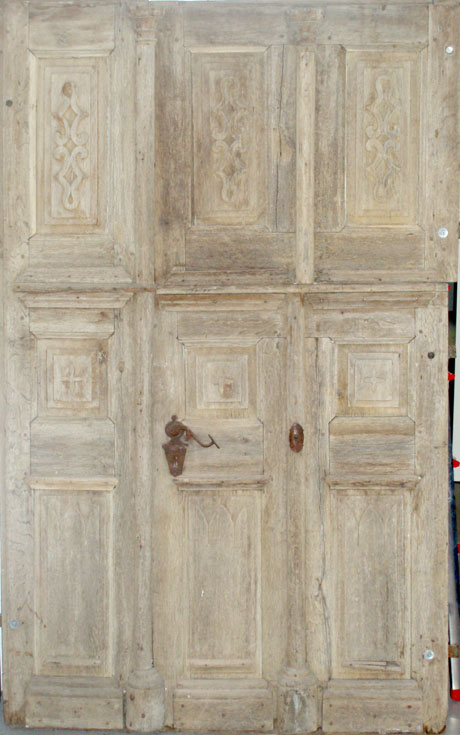 Medieval Door