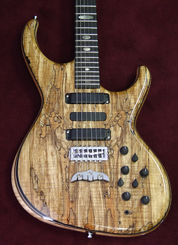 Spalted Bliss