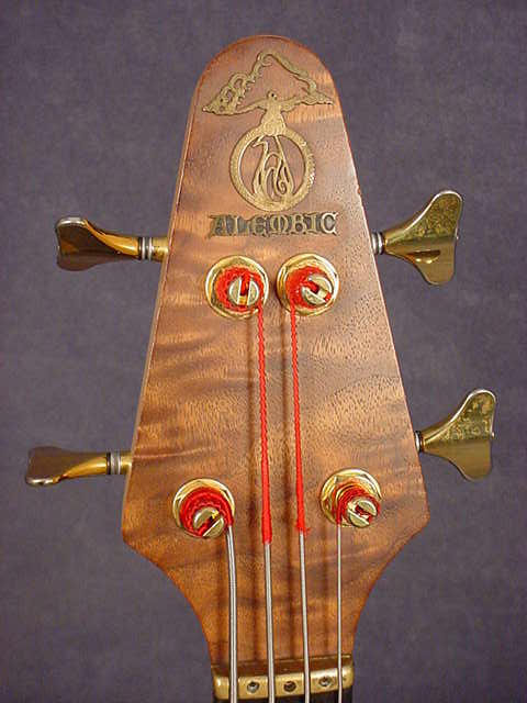 Epic Headstock