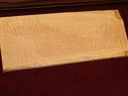 Wood Billet