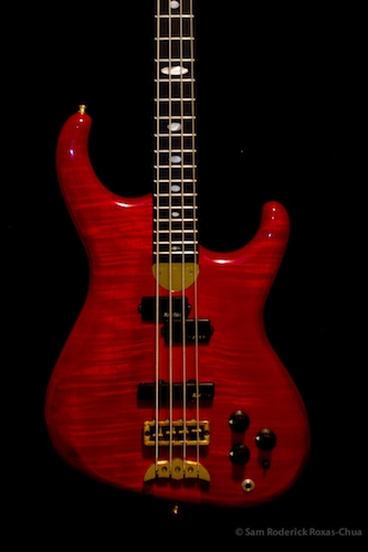 1990 Elan - Flame Maple