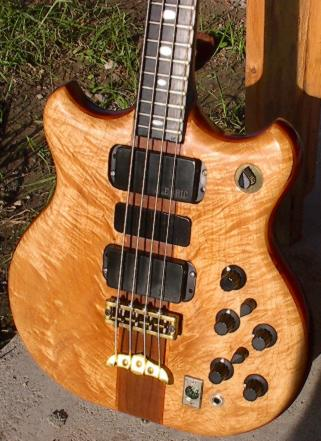 1981 Series II With Graphite Neck - Serial # 1814