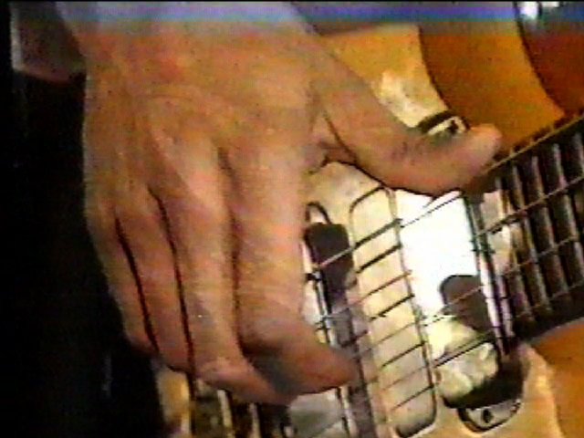Fingers at the Bass