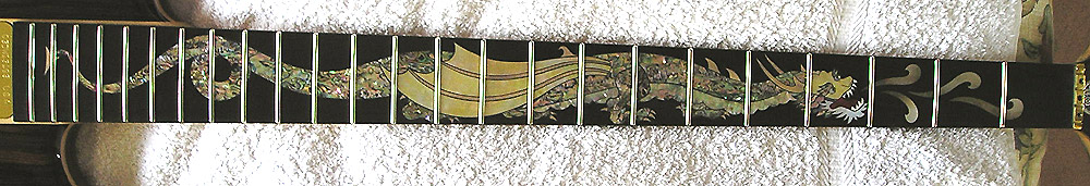 Chinese Dragon Inlay