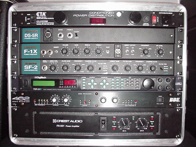 MY RACK GEAR.