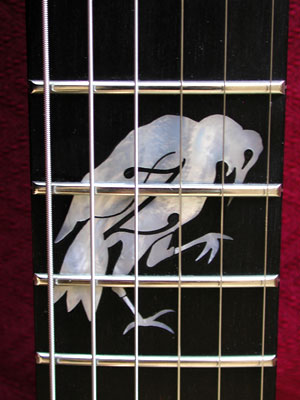 Crow Inlay