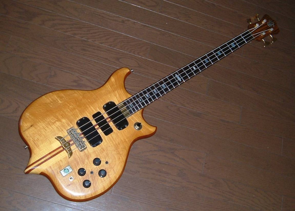 77 series I midium scale bass