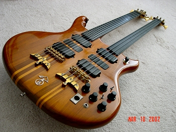 Photo of Custom 75 Double Neck