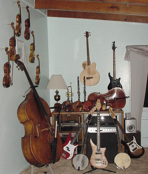 room full o&#39; music