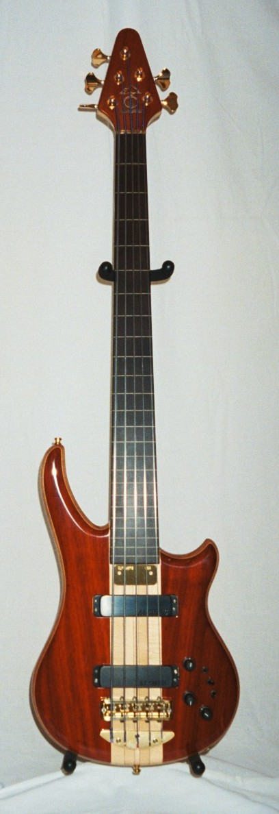 Fretless Vermillion 5