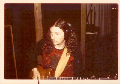 Me and Serial # 74 - 52 - In the Studio 1975