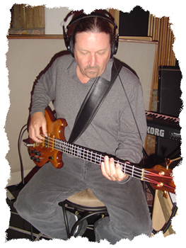 Me and Serial # 74 - 52 - In the Studio 2004