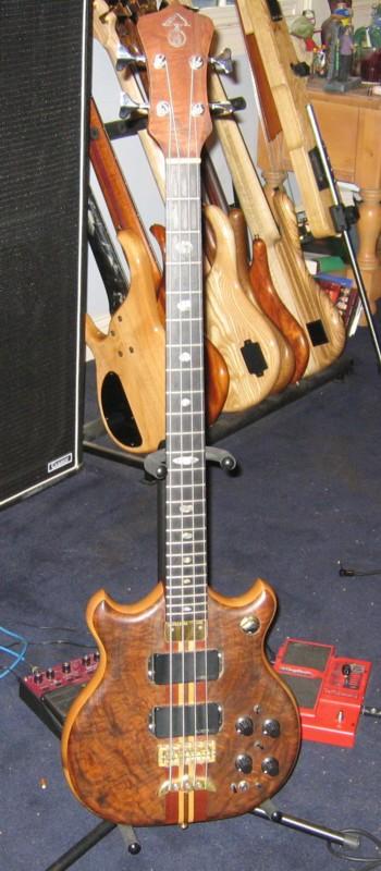 work bass front