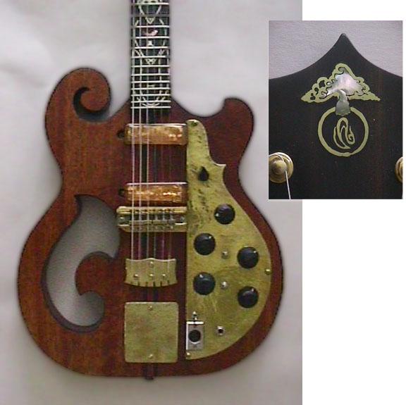 marsh's guitar