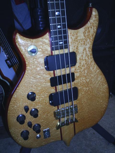 Hot bass