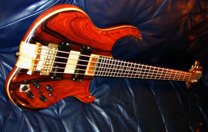 EVH Coco Bolo 5 string 1996