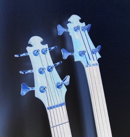 inverted headstocks