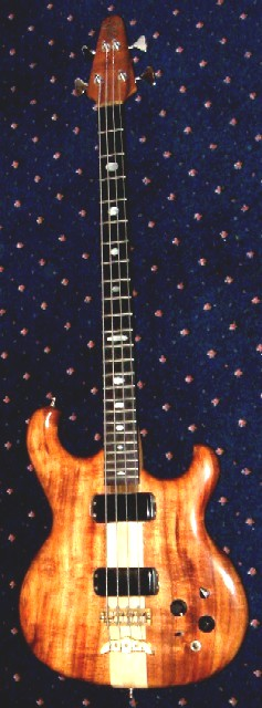 Spoiler Bass Body Front-Contrast