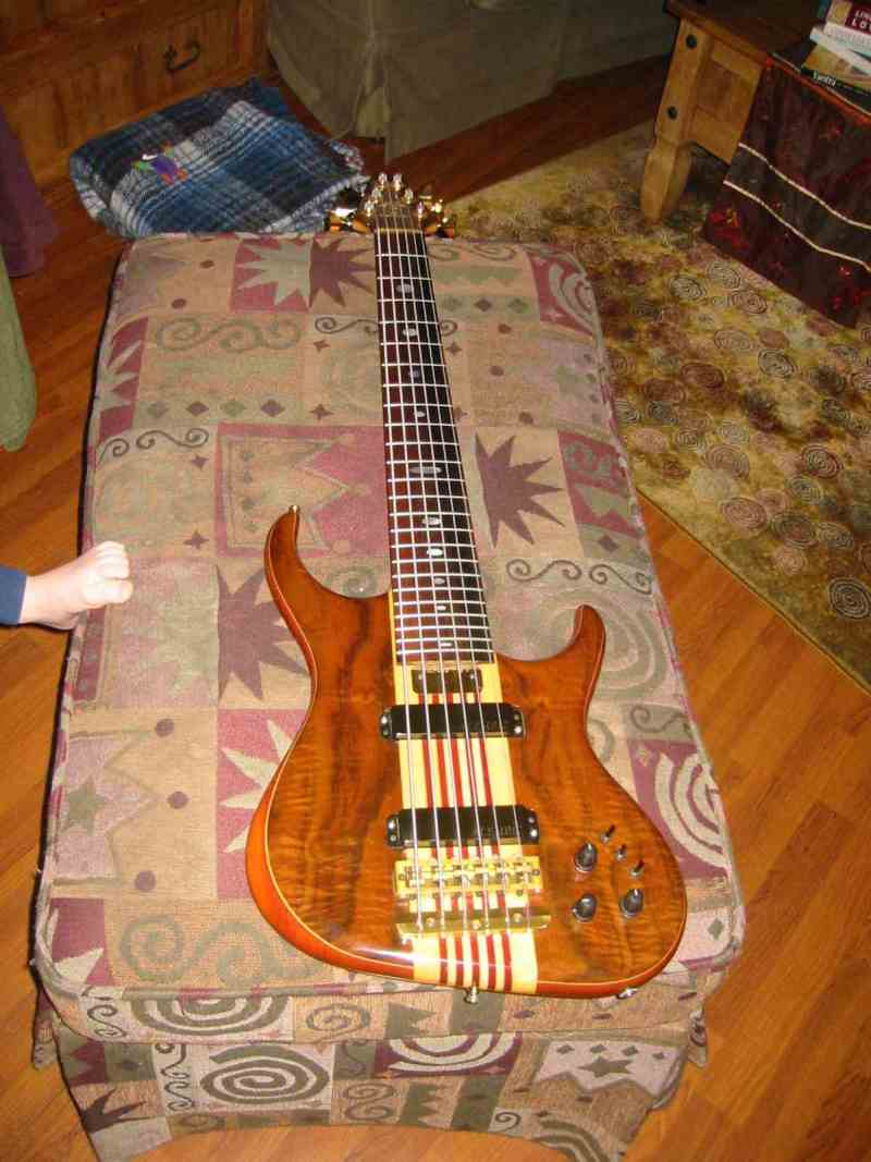 &#39;92 Europa 6-String