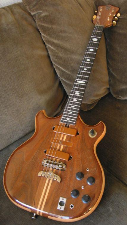 1974 Serial #87 Guitar Front