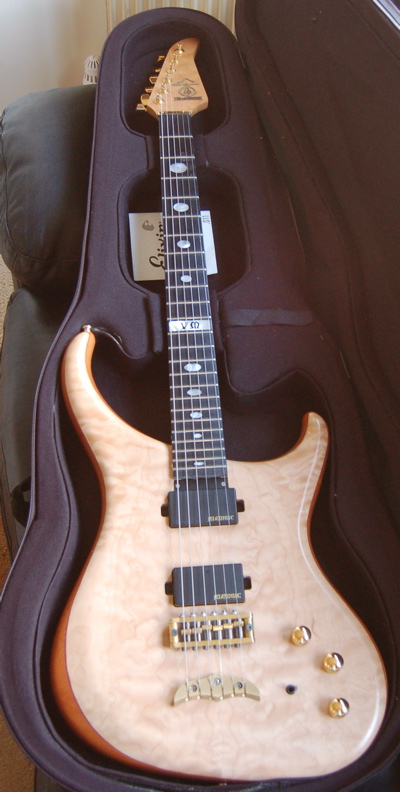 Orion Guitar Inlay