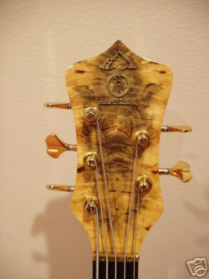 crown headstock