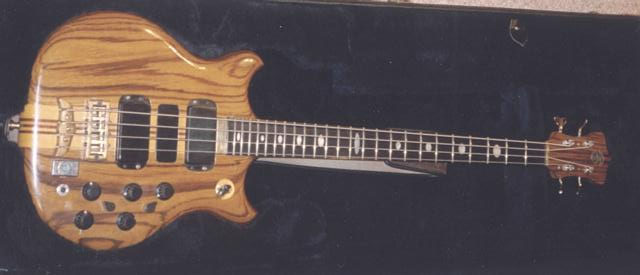 79 Zebrawood