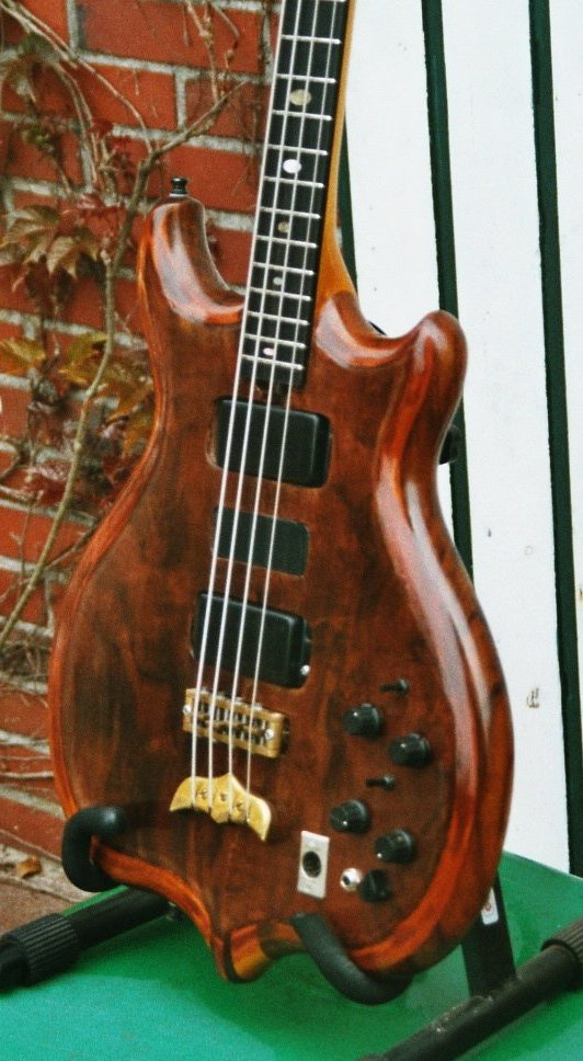 burl body