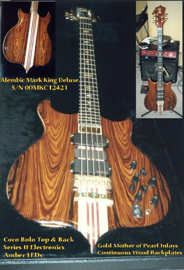 Mark King / Series II 5 string
