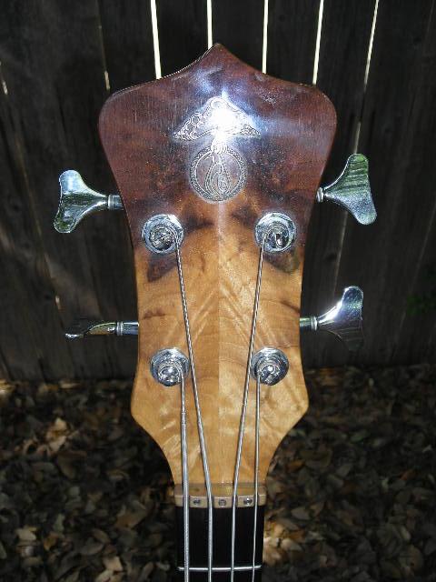 headstock front
