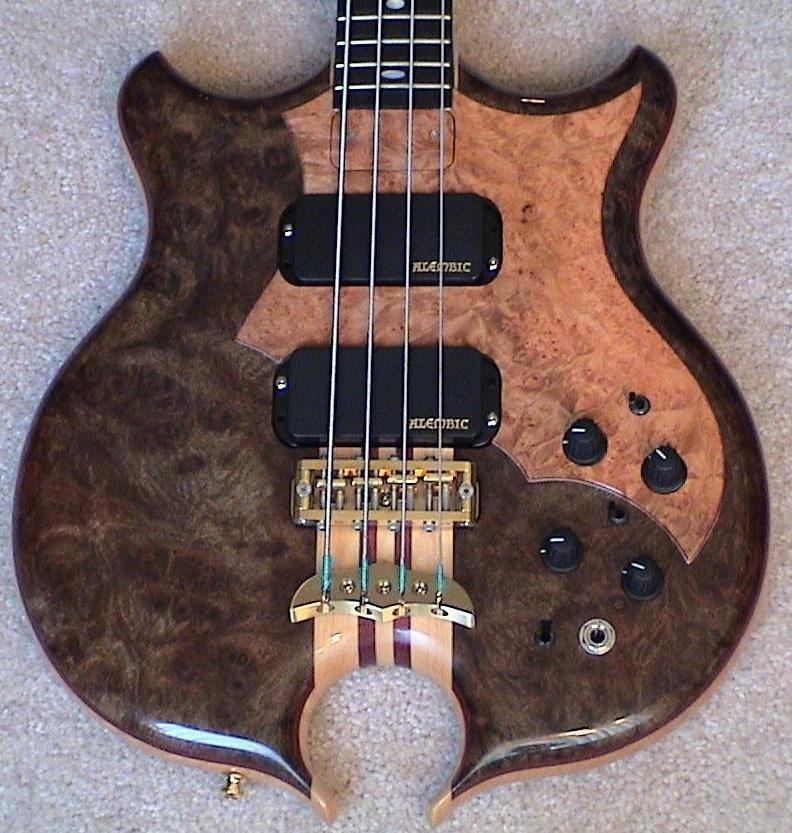 front w/ pickguard